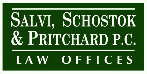 Salvi Schostok and Pritchard Logo