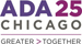 Helt Selected For ADA25 Chicago Leadership Institute